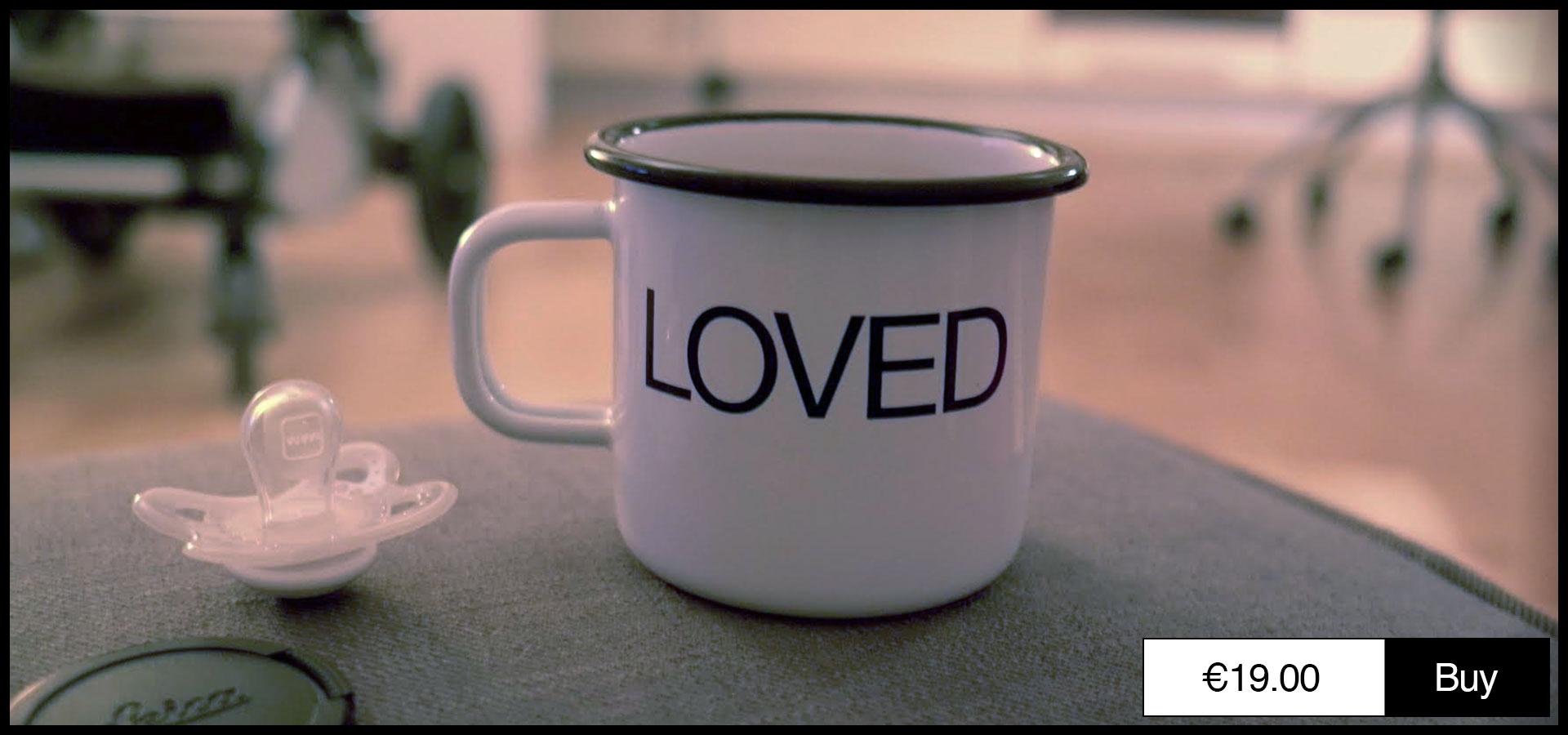 Loved Mug
