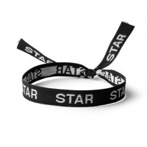 Good Luck Charm-Black-STAR