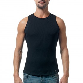 Man's sleeveless T-shirt